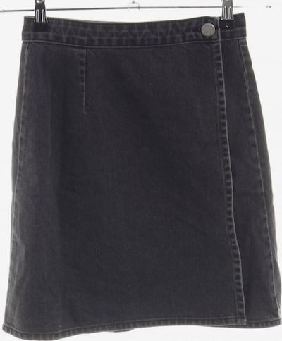 ASOS DESIGN Jeansrock in S in schwarz, Produktansicht