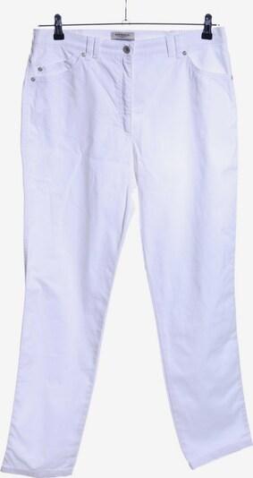 Rafaela Donata Five-Pocket-Hose in XL in weiß, Produktansicht