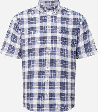FYNCH-HATTON Krekls, krāsa - zils / dzeltens / balts, Preces skats