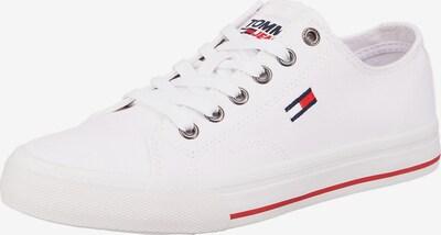 tengerészkék / piros / fehér Tommy Jeans Rövid szárú edzőcipők, Termék nézet