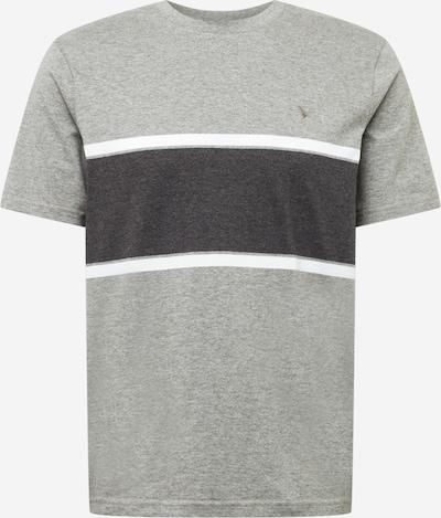 American Eagle T-Shirt in grau / hellgrau / graumeliert, Produktansicht