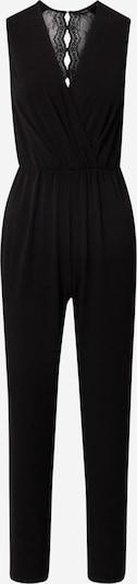 Vero Moda Petite Jumpsuit 'Jaffa' in schwarz: Frontalansicht