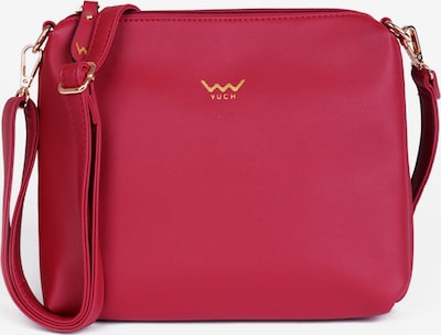 Vuch Umhängetasche in rot, Produktansicht