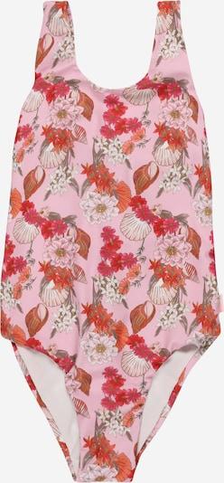 Seafolly Jednodielne plavky 'Shell Pink' - béžová / hnedá / ružová / ružová / červená, Produkt