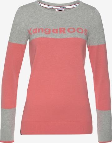 KangaROOS Pullover in Orange