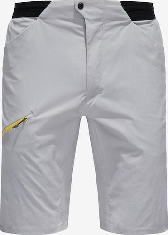 Haglöfs Outdoorhose 'L.I.M Fuse' in Grau