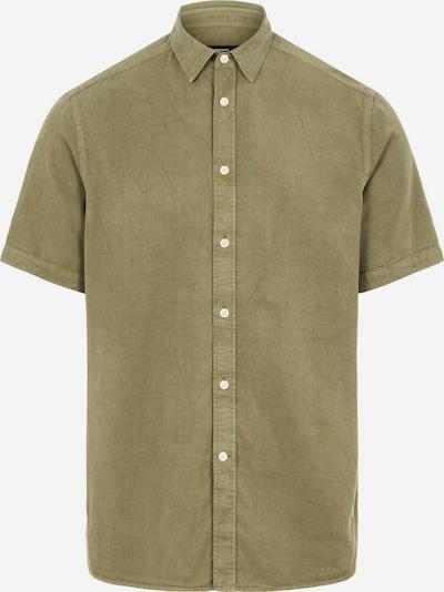 J.Lindeberg Hemd in khaki, Produktansicht