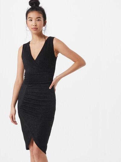 Skirt & Stiletto Kleid 'Cira' in schwarz, Modelansicht