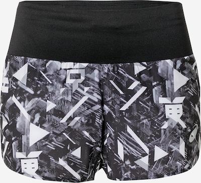 ASICS Športové nohavice 'FUTURE TOKYO' - sivá melírovaná / čierna / biela, Produkt