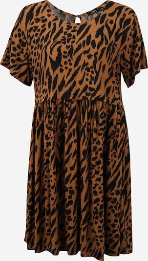 Obey Kleid 'IGGY' in braun / schwarz, Produktansicht