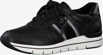 Earth Edition by Marco Tozzi Sneakers laag in de kleur Zwart, Productweergave