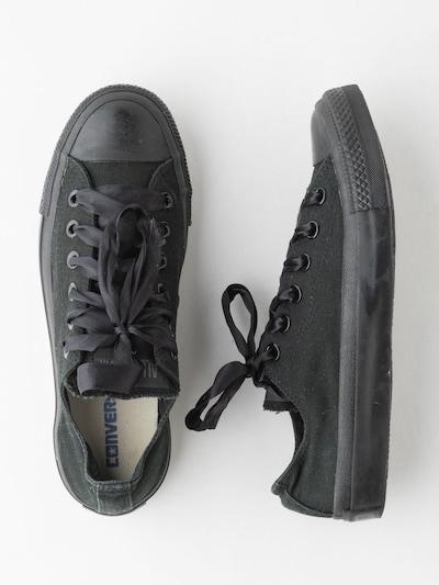 CONVERSE Segelschuhe in 39 in schwarz, Produktansicht