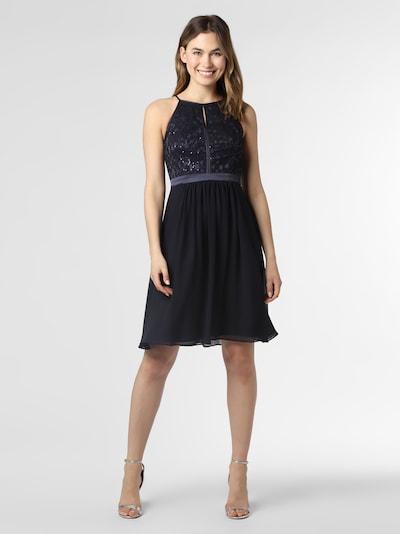 Marie Lund Abendkleid ' ' in nachtblau, Modelansicht