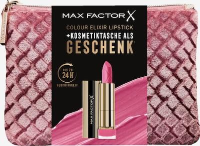"MAX FACTOR MAX FACTOR Lippenstift-Set ""Colout Elixir Lippenstift Weihnachtsset"", 2-tlg. in pink, Produktansicht"