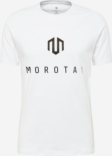 MOROTAI Funkčné tričko - čierna / biela, Produkt