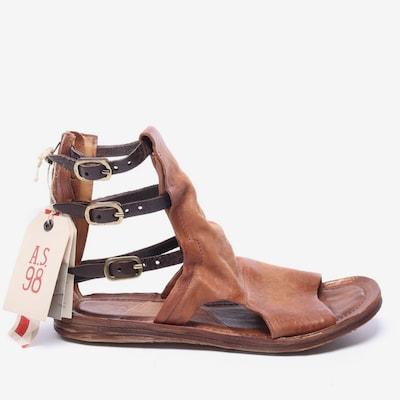 A.S.98 Sandalen in 40 in braun, Produktansicht