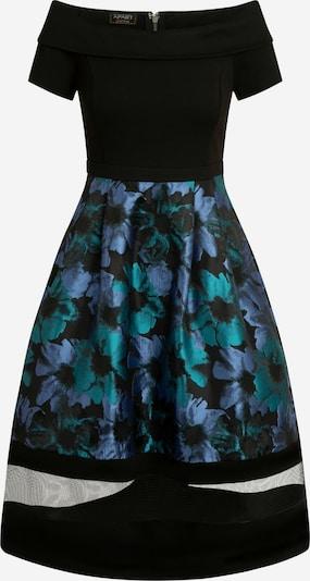 APART Jurk in de kleur Hemelsblauw / Zwart, Productweergave