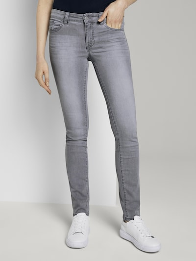 TOM TAILOR Jeans in grau, Modelansicht