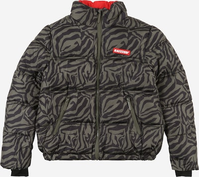 Raizzed Jacke 'Lima' in khaki / schwarz, Produktansicht