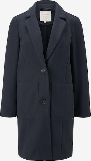 TOM TAILOR DENIM Prehoden plašč | modra barva, Prikaz izdelka