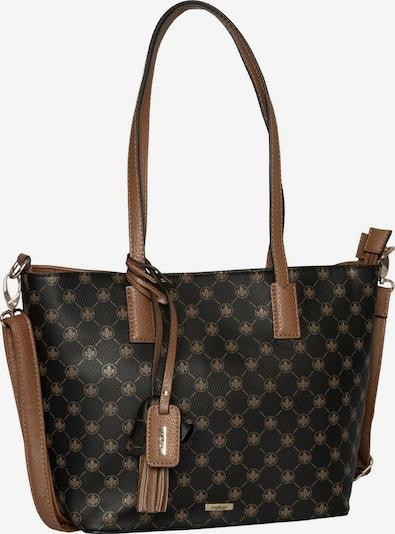 RIEKER Handtasche in hellbraun / schwarz, Produktansicht