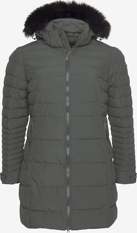 G.I.G.A. DX by killtec Outdoor Jacket in Grey