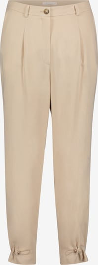 Betty & Co Sommerhose unifarben in beige, Produktansicht