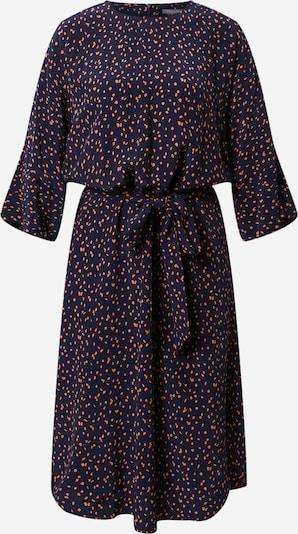 MINE TO FIVE Kleid in orange / schwarz, Produktansicht