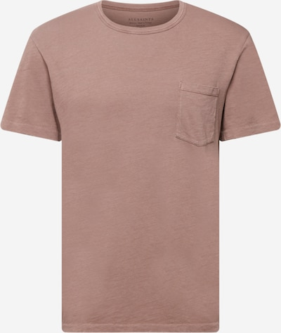 AllSaints Shirt 'Gage' in hellbraun, Produktansicht