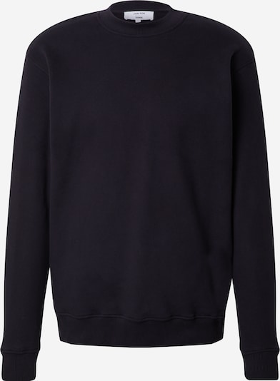 DAN FOX APPAREL Sweatshirt 'Denny' in de kleur Zwart, Productweergave