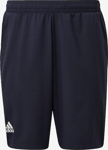 ADIDAS PERFORMANCE Shorts in Blau