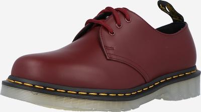 Dr. Martens Chaussure à lacets '1461 ICED' en rouge, Vue avec produit