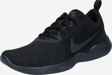 Sneaker de alergat 'Flex Experience Run 10' de la NIKE pe negru