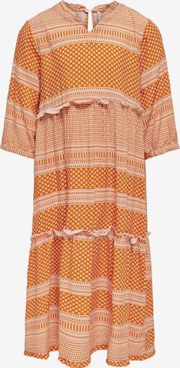 KIDS ONLY Kleid in orange / weiß, Produktansicht