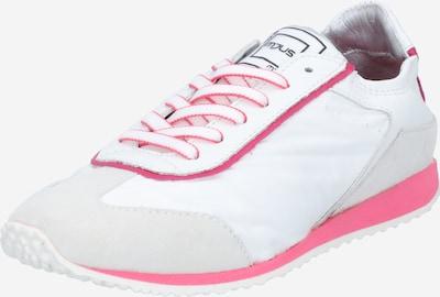 MJUS Niske tenisice 'GYN' u nude / roza / bijela, Pregled proizvoda