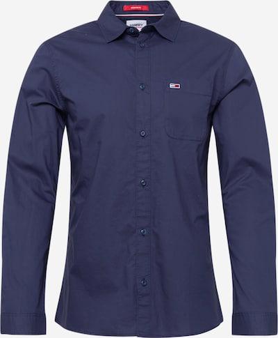 Tommy Jeans Chemise en bleu marine, Vue avec produit