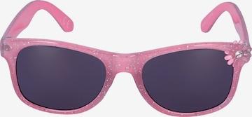 Lunettes de soleil Six en rose