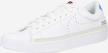 Baskets basses 'Blazer X' Nike Sportswear en blanc