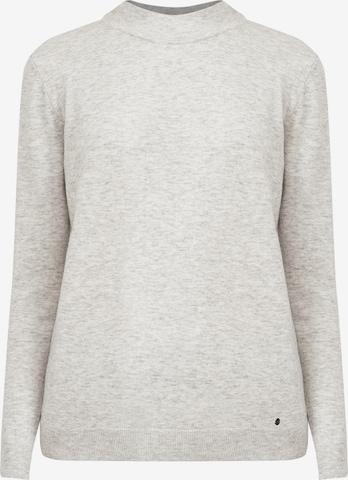 Finn Flare Pullover in Grau