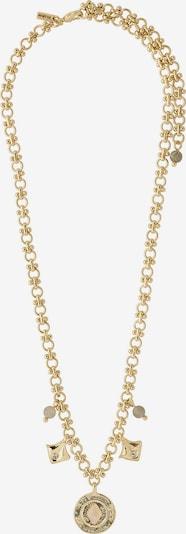 Pilgrim Cadena en oro / transparente, Vista del producto