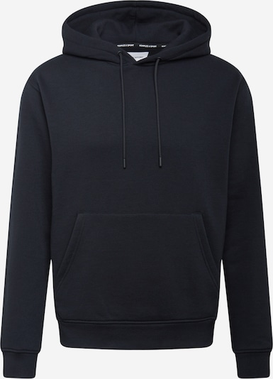 THE KOOPLES SPORT Sweatshirt in schwarz / weiß, Produktansicht