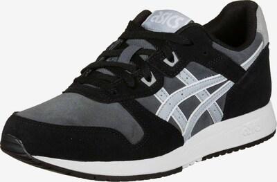 ASICS SportStyle Sneaker 'Lyte' in grau / schwarz / weiß, Produktansicht