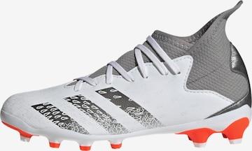 ADIDAS PERFORMANCE Sportschuh 'Predator Freak' in Weiß