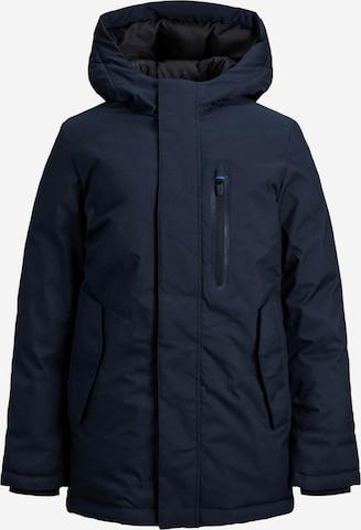 Jack & Jones Junior Coat in Blue
