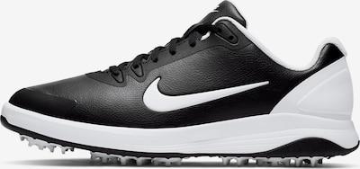 NIKE Sportschuh 'Infinity G' in schwarz / weiß, Produktansicht