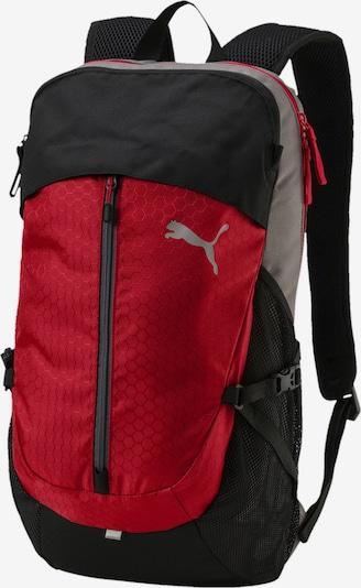 PUMA Apex Rucksack in rot / schwarz, Produktansicht
