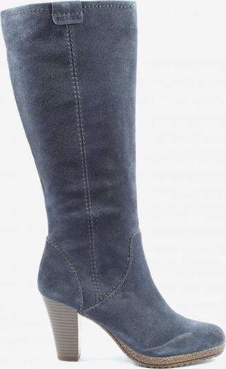 Pier One High Heel Stiefel in 39 in blau, Produktansicht