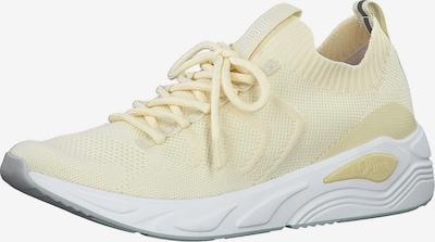 Sneaker low s.Oliver pe galben deschis, Vizualizare produs