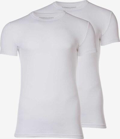 DSQUARED2  T-Shirt 2stk. in weiß, Produktansicht
