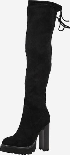 Cizme peste genunchi 'RENNA' Raid pe negru, Vizualizare produs